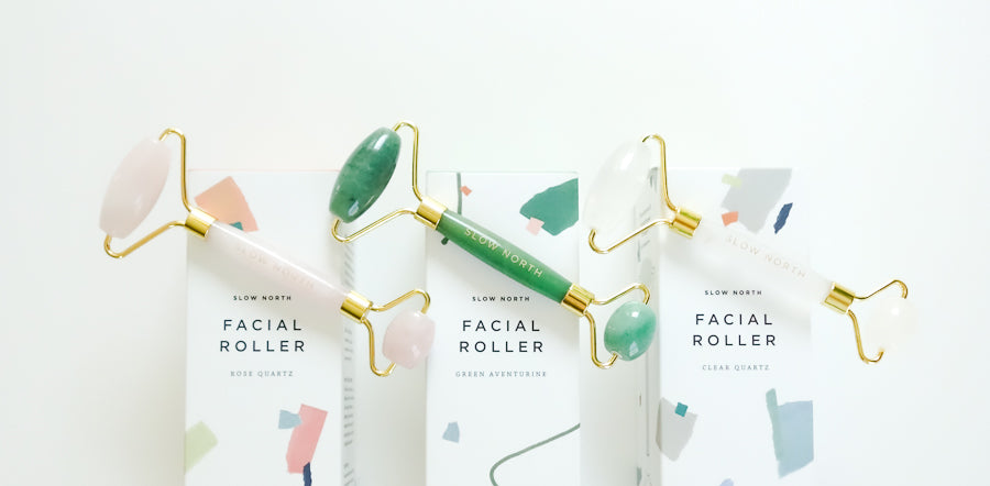 Facial Rollers by Slow North