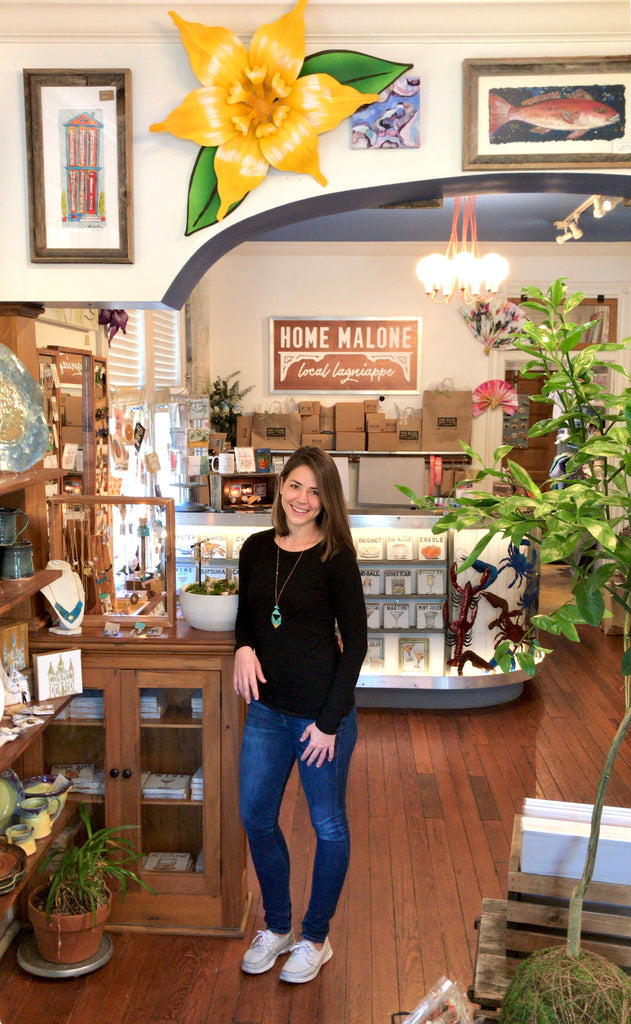 Our Stockist Spotlight Series Continues With Kristin, Owner Of Home Malone  In New Orleans. Beginning As A Furniture Refinishing Side Hobby In 2011, ...