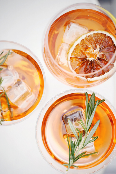 8 yummy alcohol free cocktail and elixir recipes with blood orange