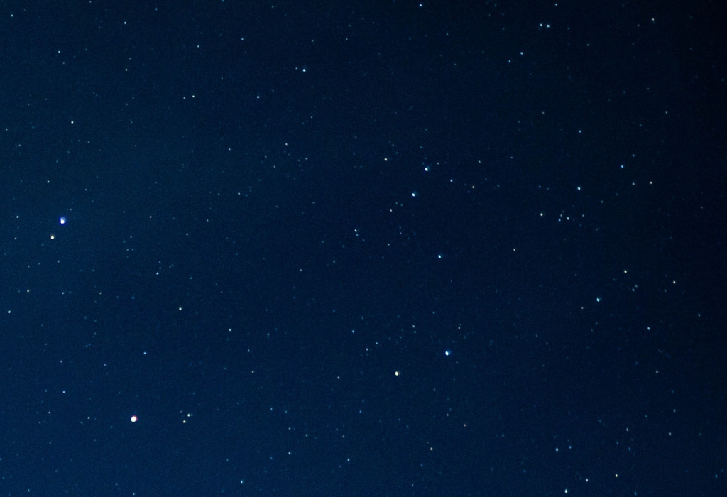 Stargazing to celebrate earth day 2021
