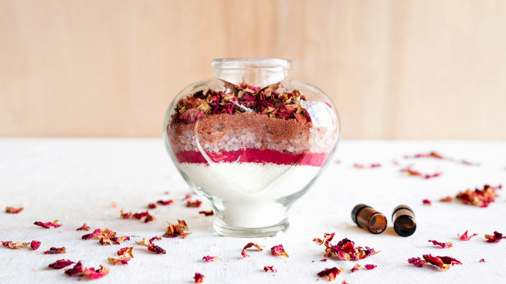 Slow North's Valentine's Day DIY Recipes Natural