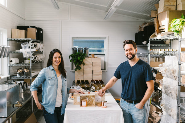 Co-Founders of Slow North