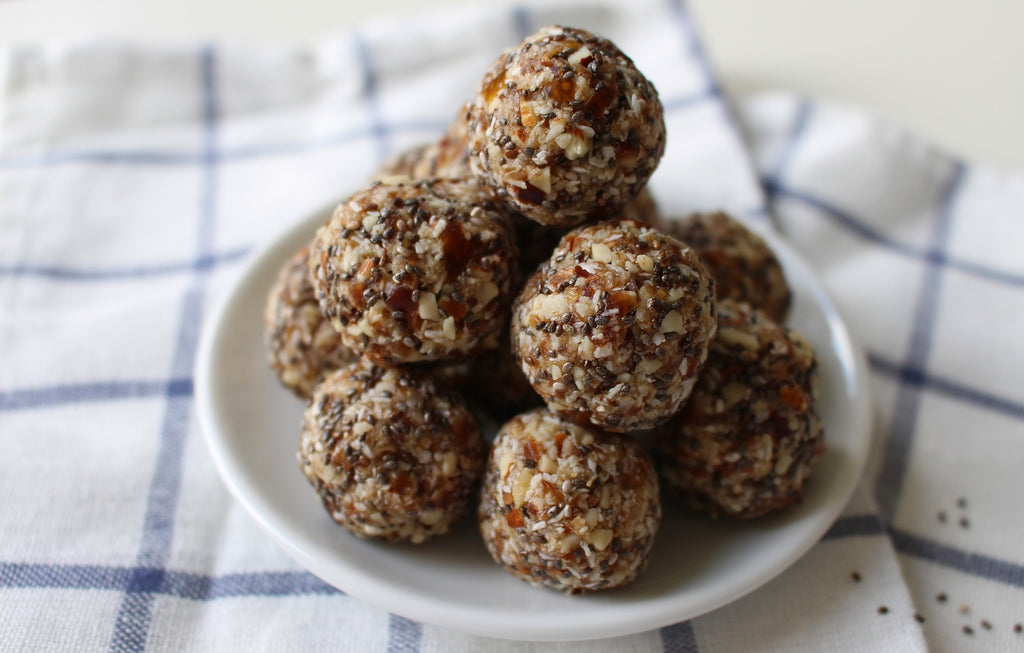Seed Balls for Seed Cycling