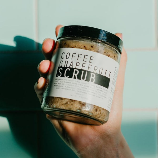 Coffee Grapefruit Scrub - 8 fl oz