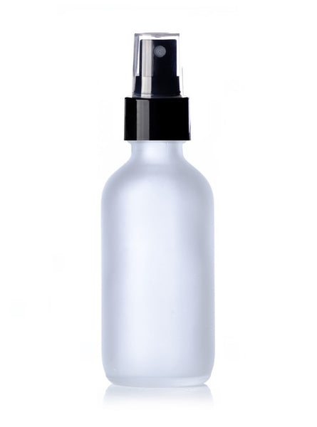 4oz Frosted Spray Bottle