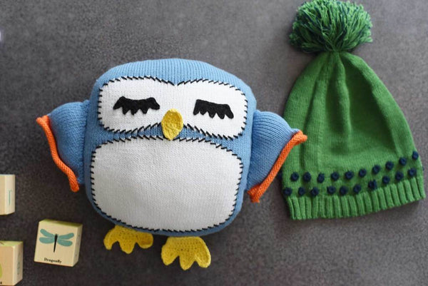 Owl Plushie - Small