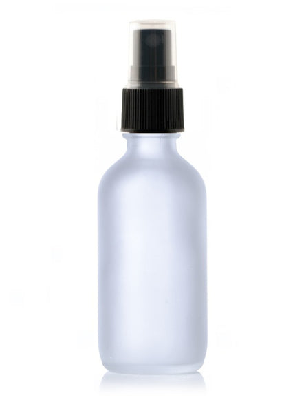 2oz Frosted Spray Bottle