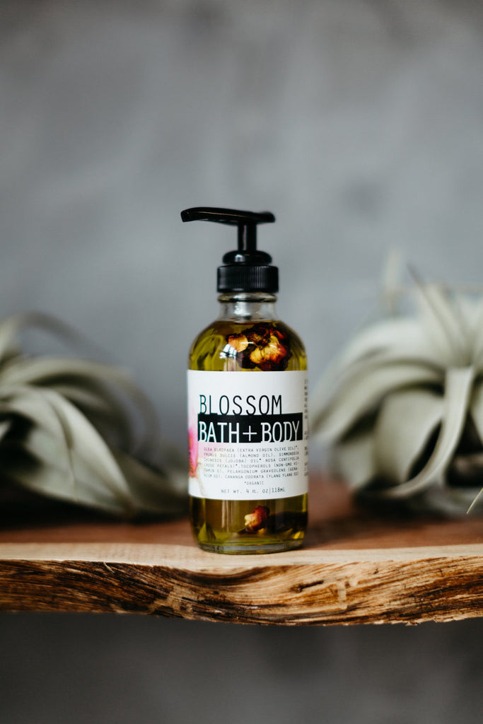 Blossom Bath & Body Oil