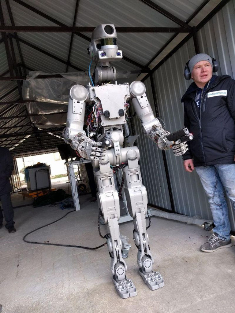 "Russia Enters the ""Self-Teaching Robotics"" Industry"