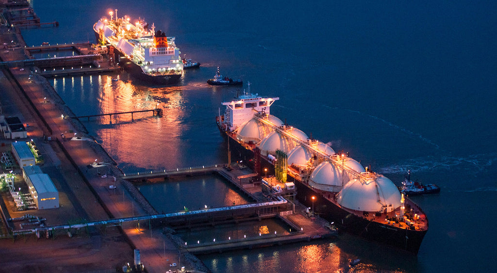 Western Sanctions are Pushing Russian Gas Sales into China's Gas Demand Boom