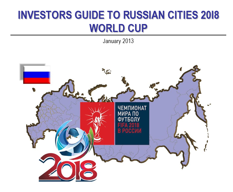 FIFA World Cup 2018 Investors Guide in Russia