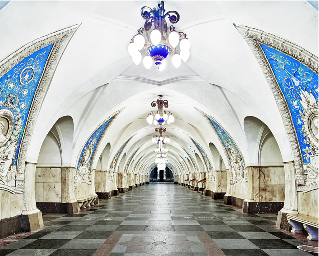 Russian Civilian Infrastructure - Myth or Miracle?  The Moscow Metro Example