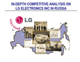 Competitive Analysis on LG Electronics in Russia