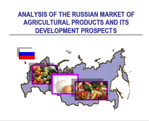 Russian Market of Agricultural Products and its Development Prospects