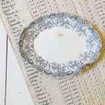 ANTIQUE ENGLISH PLATTER