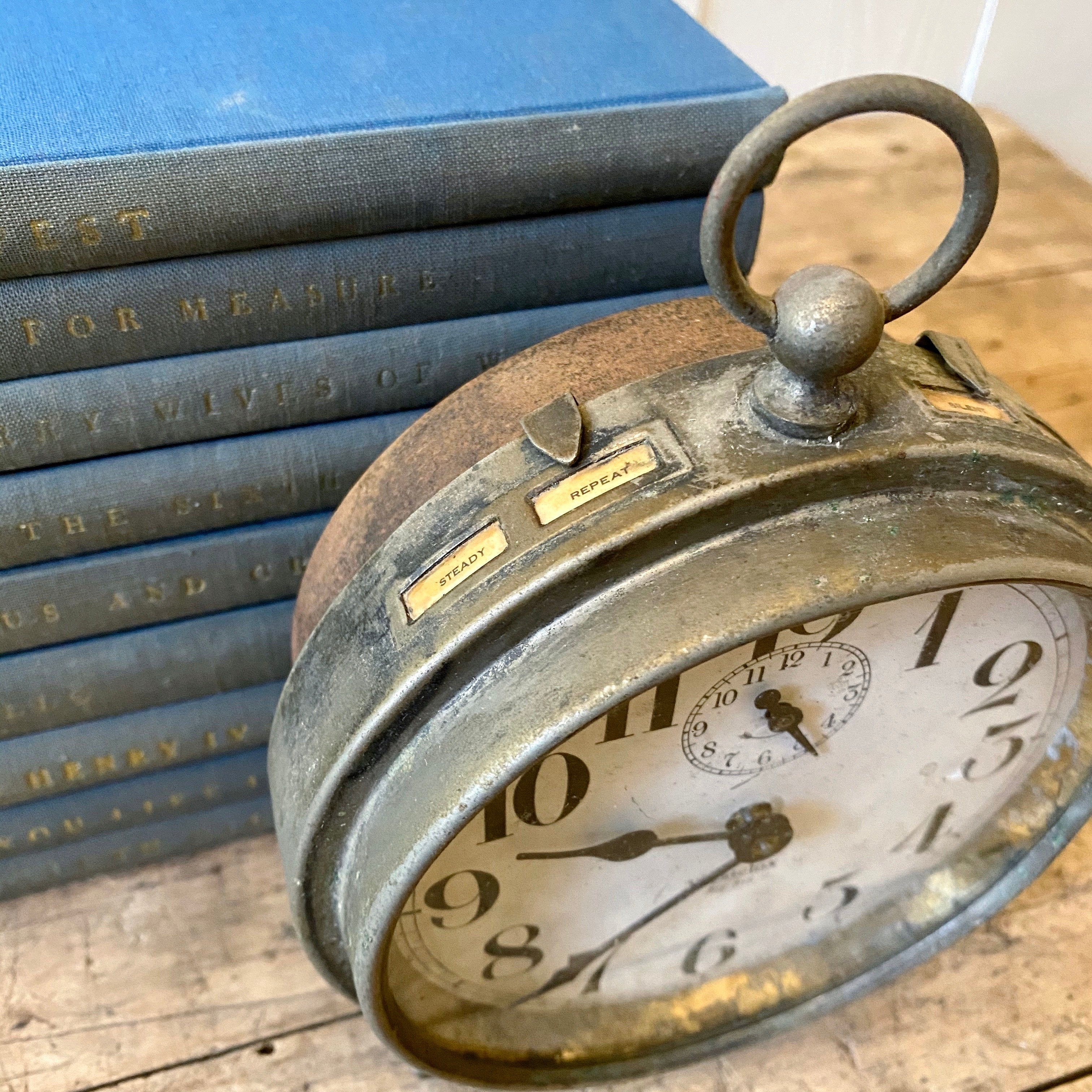 ANTIQUE BIG BEN CLOCK