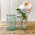 ANTIQUE ENGLISH FRUIT JAR