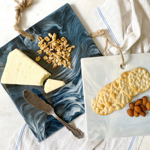 MARBLED CHEESE BOARD