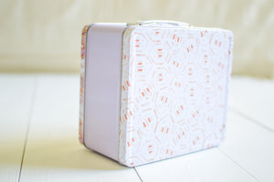 EVELYN PRINTED LUNCH BOX