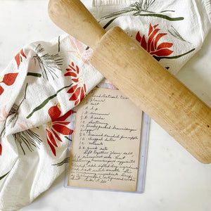 VINTAGE COOKIE RECIPE