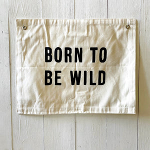 BE WILD BANNER {SHOP FOR A CAUSE}