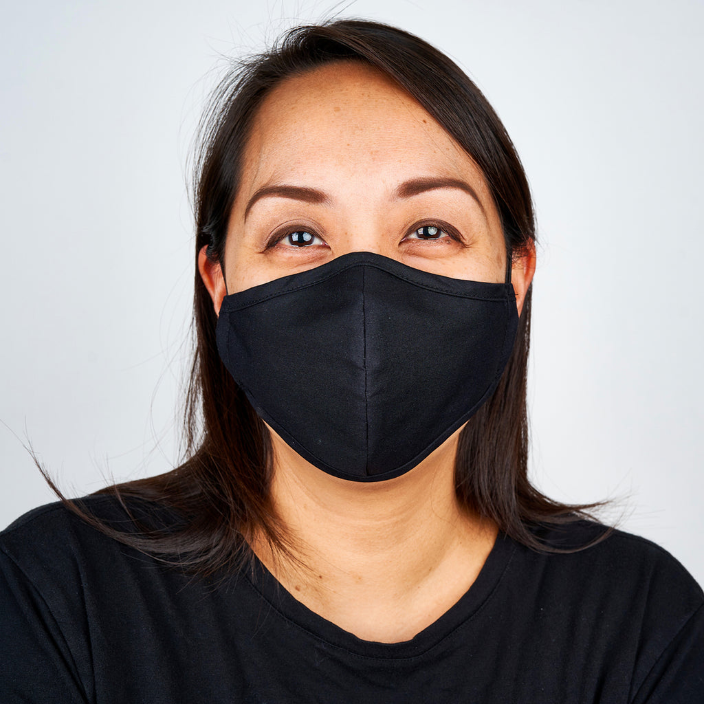 Personal Face Mask in Solid Colors