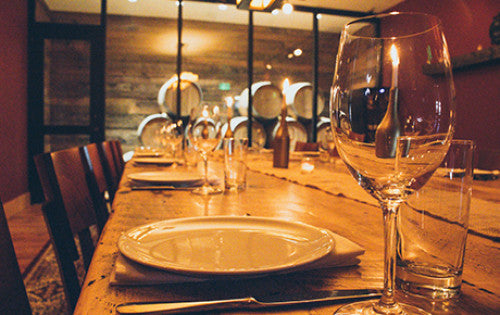 Anniversary Wine Dinner at City Winery
