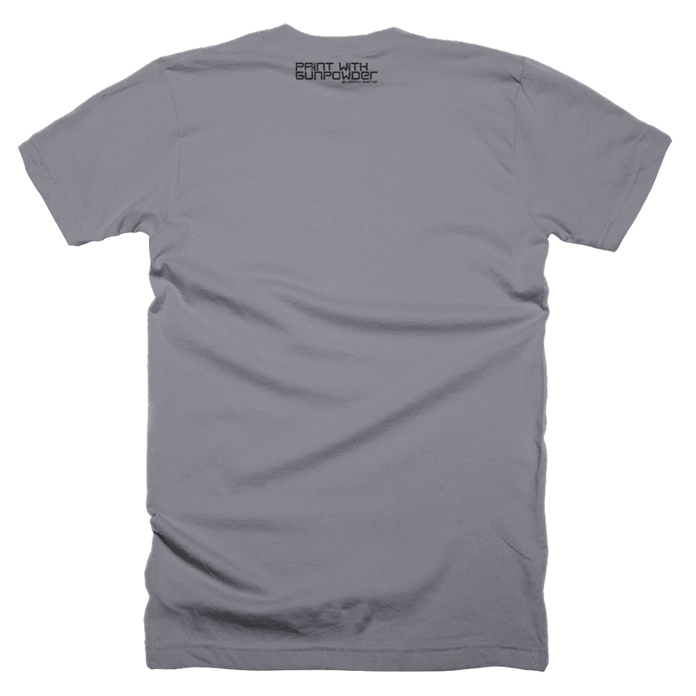 Cliffhanger Short Sleeve Fine Jersey T-Shirt