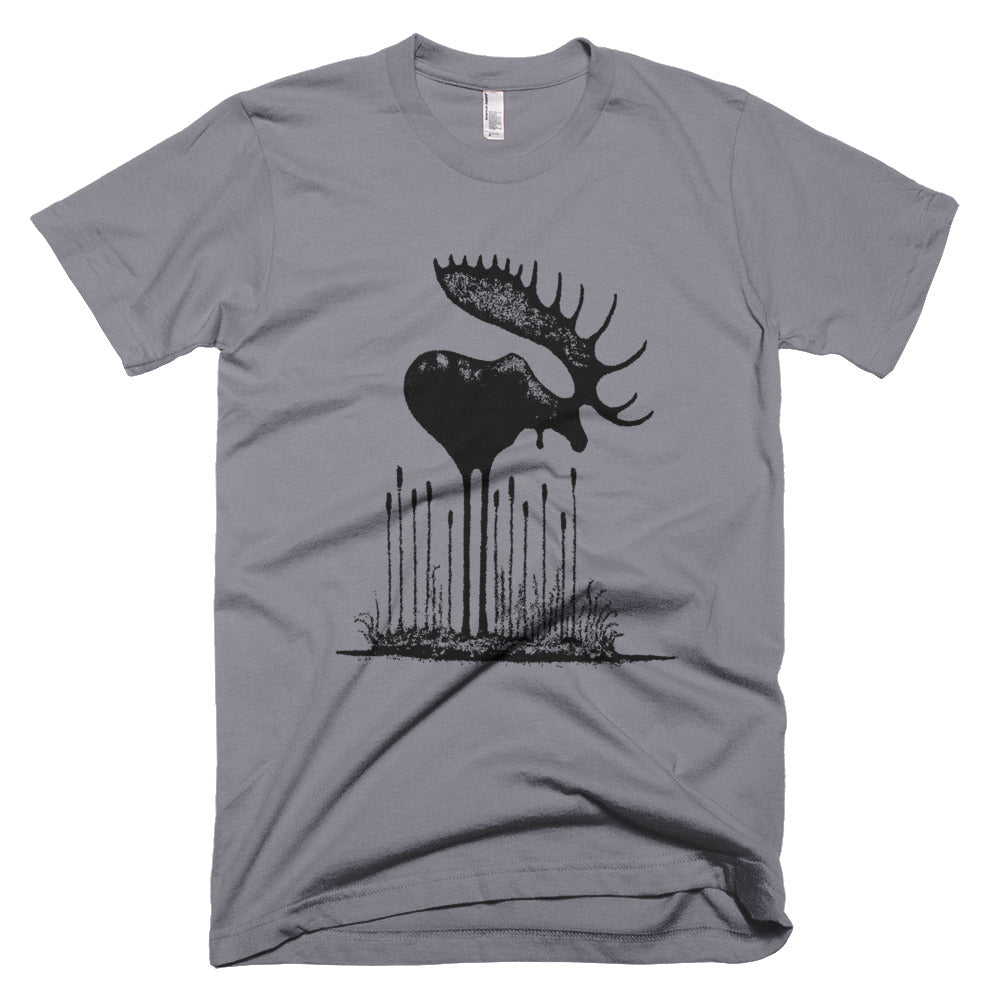Moose Profile Short Sleeve Fine Jersey T-Shirt