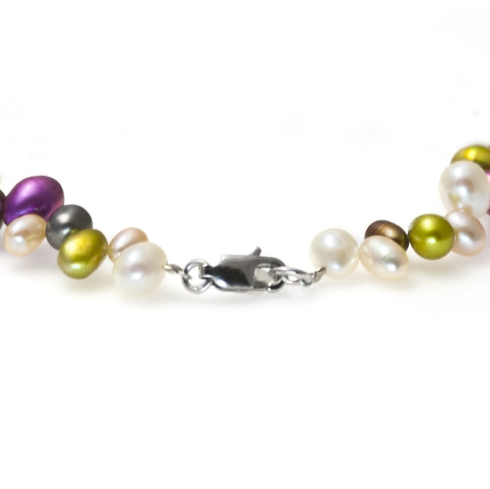 """Liquid Sunshine"" Fresh Water Cultured Pearl Necklace"