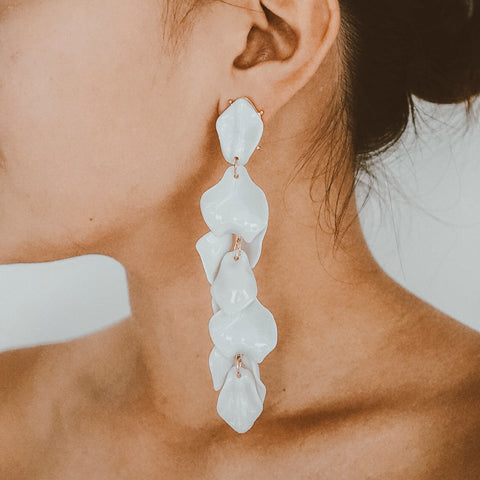"The ""Sells Sea Shells"" Earring"