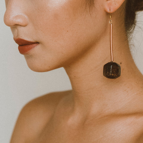 "The ""Our World- Eve"" Earring"