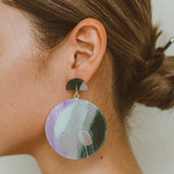 "The ""Moonstone"" Earring"