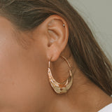 "The ""Money Bags"" Earring"