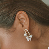 "The ""Wish Me Luck"" Earring"