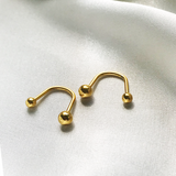 "The ""Deux"" Earring"