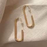 "The ""Fasten Up"" Earring"