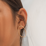 "The ""Oval Office"" Earring"