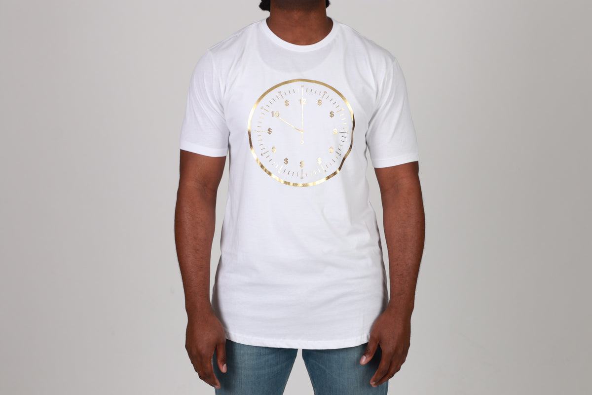 Time Is Money s/s urban tee