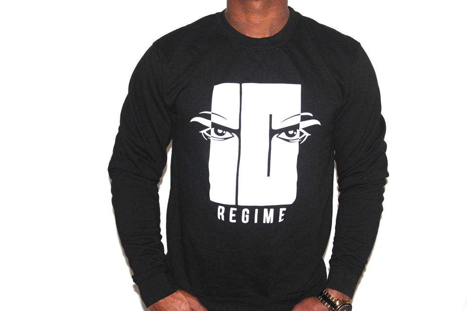 Poker Face Crewneck Sweatshirt