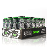 Regular Gas Monkey Energy Drink case