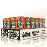 Gas Monkey Energy Drink Tropical 24 case