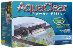 Hagen Aquaclear 110 Power Filter (1890L/h, 227 to 416L) Aquatic Supplies Australia