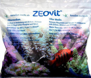 Korallen-Zucht ZEOvit 1000ml Aquatic Supplies Australia