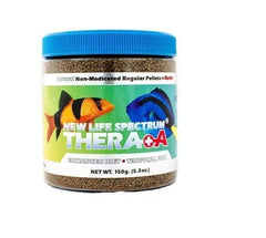 New Life Spectrum Thera+A Regular Sinking Pellet 1-1.5mm Aquatic Supplies Australia