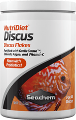 Seachem NutriDiet Discus Flakes with Probiotics Aquatic Supplies Australia