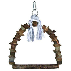 Trixie Natural Living Bird Arch Swing Aquatic Supplies Australia
