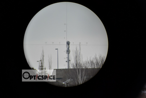OpticSpice STS 12-36x60 Special Tactical Spotting Scope with FFP Reticle
