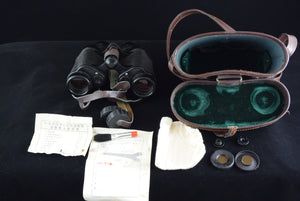 Authentic Vintage Mil Spec Type 62 Daylight Binocular