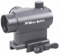 Vector Optics Maverick 1x22 Red Dot With QD Hi/Low Mounts